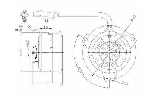 TYC 630450 Jeep Grand Cherokee Replacement Radiator/Condense