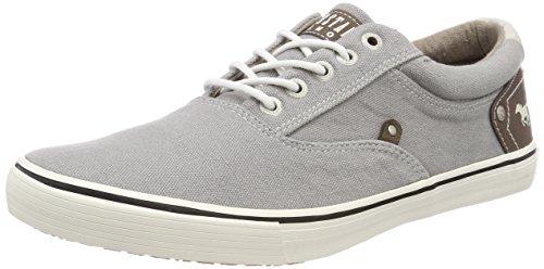 Mustang Herren 4101-301-9 Sneaker-4101-301 Grau (Grau)