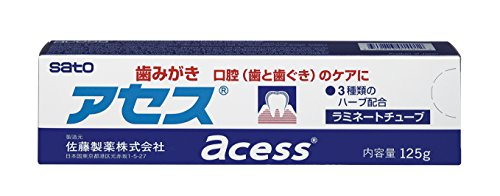 Access Toothpaste for Oral Care, 4.2 Ounce
