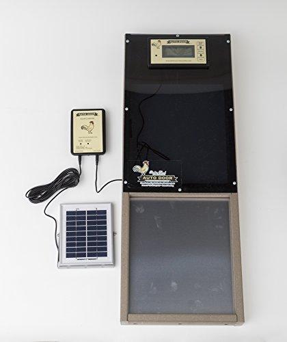 Solar Panels Coop Auto Door Solar 7 4 Chicken Solar Kit