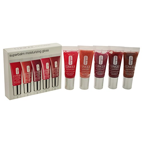 Clinique Superbalm Moisturizing Gloss Set, Rasberry /Apricot