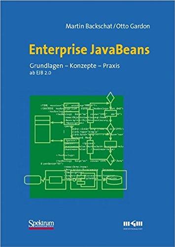 Enterprise JavaBeans 2.0/2.1. Grundlagen - Konzepte - Praxis.