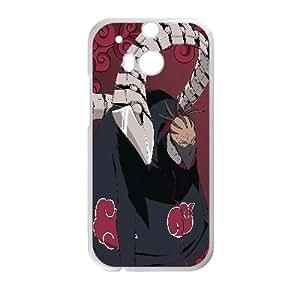 Sasori Naruto Shippuden Anime HTC One M8 Cell Phone Case White y2e18-351614