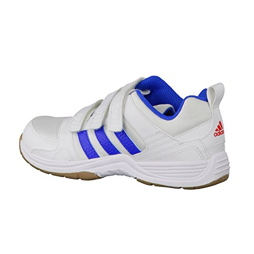 adidas Performance Kinder Fitnessschuhe weiß/blau