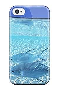 Premium Qwcfegz8101KCBpS Case With Scratch-resistant/ Maldives Holiday Case Cover For Iphone 4/4s