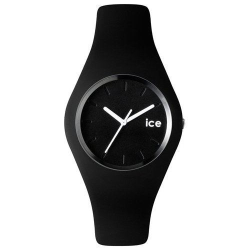 ICE-Watch Ice Watch Unisex Silicone Black OLA ICE.BK.U.S.15