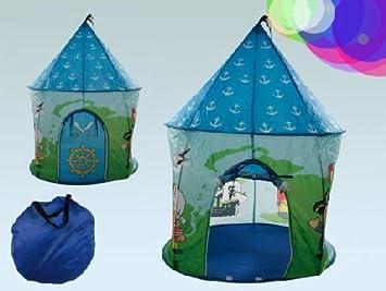 Tente pop-up Pirate: 100 cm x 135 cm pour chambre d\'enfant ou jardin ...