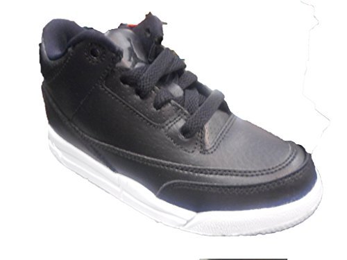 outlet store 9ed4b 26ced Jordan Retro 3 Cyber Monday Black/Black-White Little Kid 12 M US Little Kid  | PrestoMall - Sneakers