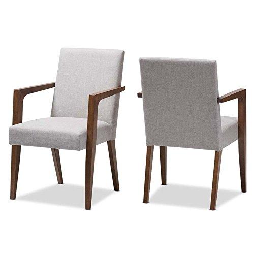 Buy set of 2 bbt5267-greyish beige-chair