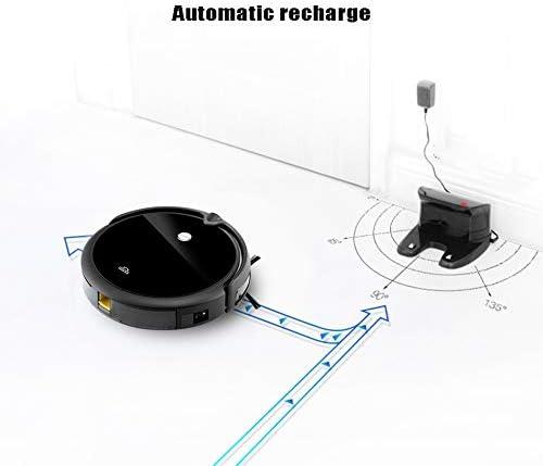 ZNMJW Balayage Robot visualisation Construction précision gyroscopie Recharge Automatique Planification Intelligente ménage Petits appareils