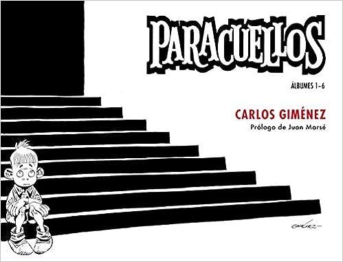 Paracuellos: Álbumes 1-6 (Best Seller | Cómic): Amazon.es: Giménez, Carlos:  Libros