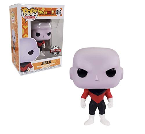 Funko Pop! Special Edition Jiren Dragon Ball Super Animation (36162)
