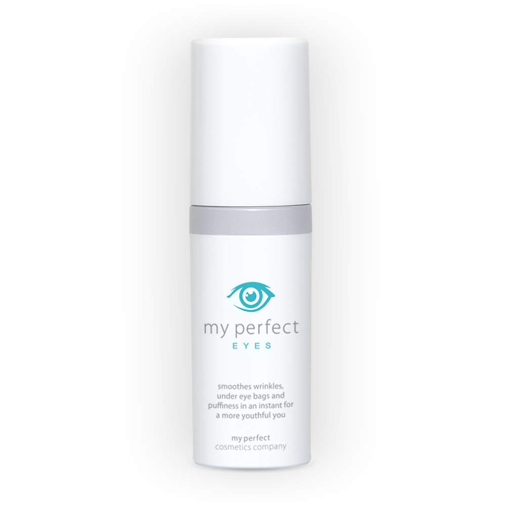 My Perfect Eyes Anti-Aging Serum Reduces Wrinkles and Puffiness, 100 Applications…