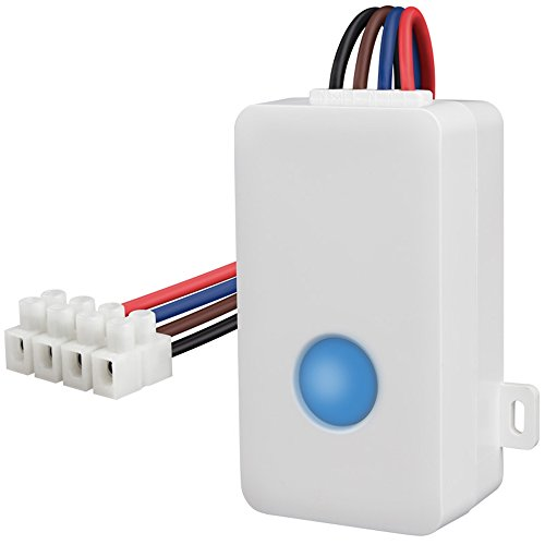 Broadlink WiFi Controller Wireless Switch Smart Home Automation/Intelligent WiFi Center for APP Smart Home Controls 10A/2500W -