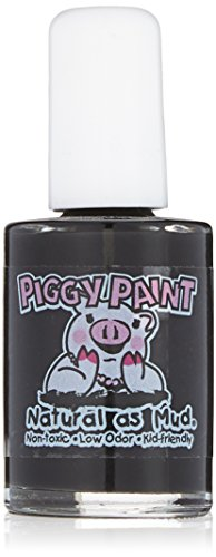 Piggy Paint Non-toxic Girls Nail Polish - Natural No Chemicals - Sleepover