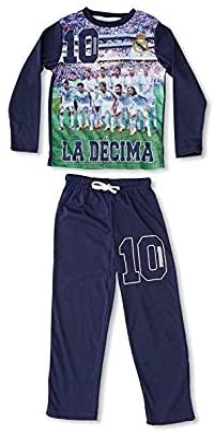 Pijama DECIMA COPA DE EUROPA Real Madrid niño invierno - 14 ...