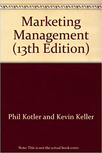 MARKETING MANAGEMENT 13TH EDITION DOWNLOAD