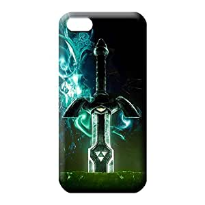 iphone 5c covers Plastic Fashionable Design mobile phone carrying shells Zelda Sword