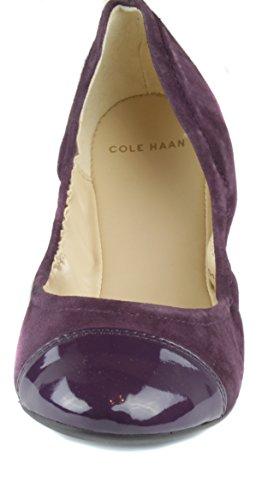 Cole Haan Donna Cortland Cap Toe Balletto Piatto Ii
