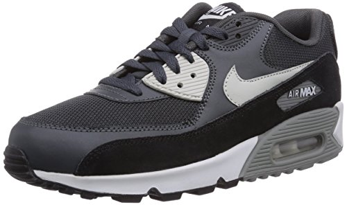 Nike Men's Air Max 90 Essential Anthracite/Granite/Black Running Shoe 9 Men US (Nike Air Max 90 Hyperfuse compare prices)