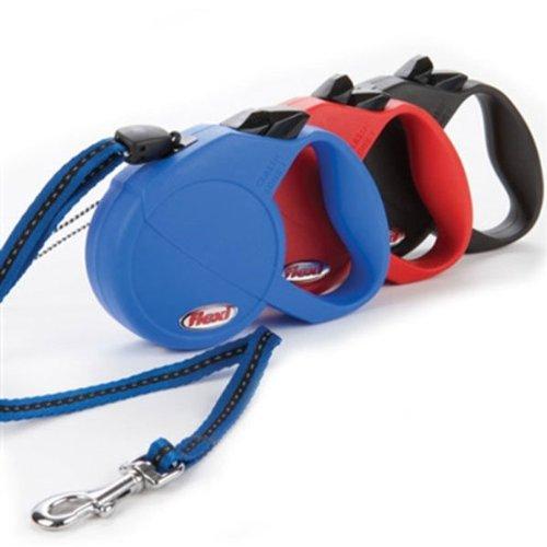 UPC 707005136191, USA Wholesaler - FL-25102 - Flexi Explore - Blue, Small, 26 lbs, 23 ft