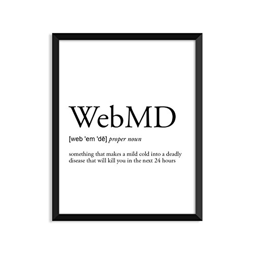 webmd-definition-doctor-college-dorm-room-decor-dorm-wall-art-dictionary-art-print-office-decor-mini