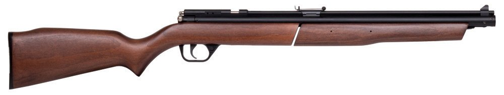 Benjamin 392 Bolt Action Variable Pump Air Rifle (.22) by Benjamin