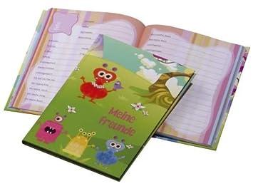 Pagna - Agenda para niños, 60 páginas, diseño de monstruos ...