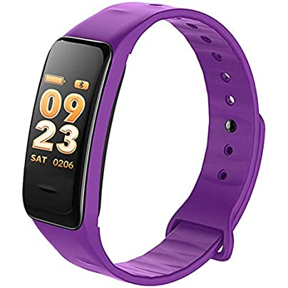 DMMDHR Smart Bracelet Fitness Tracker Activity Heart Rate Monitor Wristbands Health Bracelet Pedometer Band Smart Watch Men Estimated Price £50.12 -