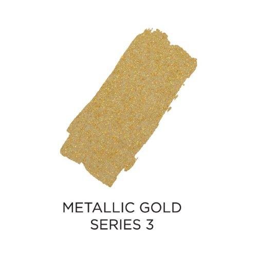 Akua Intaglio Print Making Ink, 2 oz Jar, Metallic Gold (IIMG2)