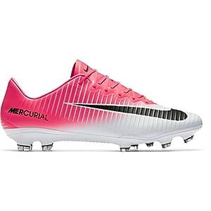 Nike Men's Mercurial Vapor Xi FG Soccer Cleat (6.5 D(M) US, Racer Pink)