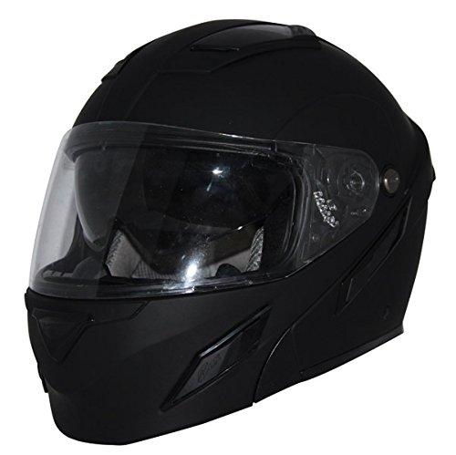 Zox SVS Brigade Modular Helmet Gloss Black (XS) (Zox Xs Gloss)