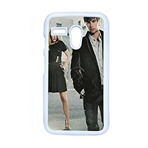 Generic Creativity Back Phone Covers For Boy With Gossip Girl For Moto G Choose Design 5