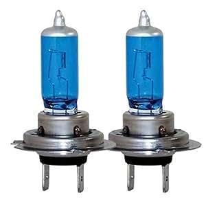 Kawasaki ZX6r 03 04 05 06 H7 Xenon HID Hyper Blu/Wht Headlight Bulb Bulbs