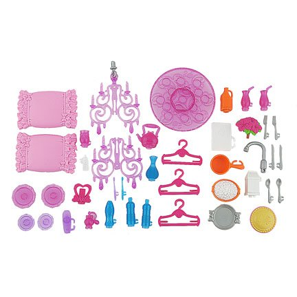 Barbie Dishes - 7