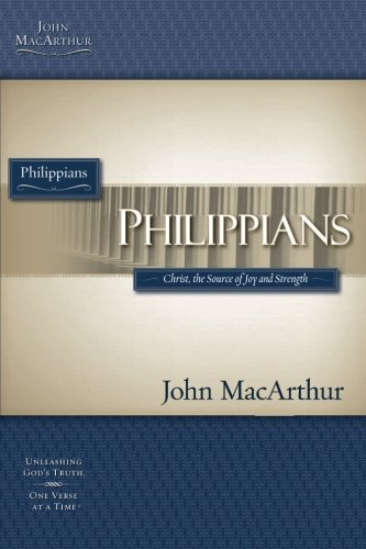Download MACARTHUR STUDY GUIDE SERIES: PHILIPPIANS (Macarthur Bible Study) ebook