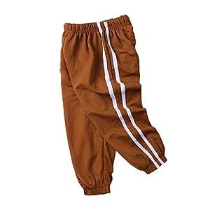 Moneycom 9M-7A - Pantaloni lunghi casual per bambini e bambine 1 spesavip