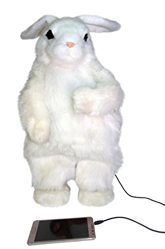g Wired Speaker Russell The Rabbit Plush Toy ()