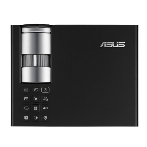 ASUS B1M 700-lumen 1280 x 800 HDMI VGA USB SD card reader Short-Throw Ultra-bright Wireless LED Projector