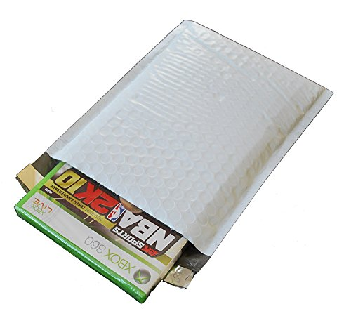 Size: #5 10.25 x 15.25 Poly Bubble Mailer with Self Seal (100 Qty) by ValueMailers