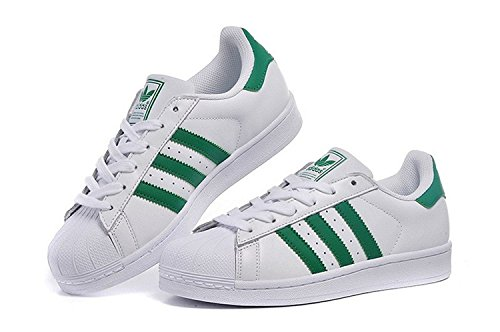 Adidas Originals Women's Superstar W Fashion Sneaker Size US 6.5