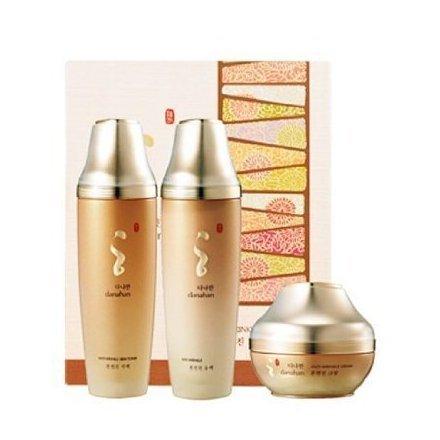 Danahan, Anti-wrinkle 3-piece set (Cream50ml+ Skin160ml+ Lotion 160ml) (Moisturizing,high-n) by Beauty Shop