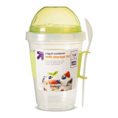 Food Storage Container - 1ct - up & up153; Clear