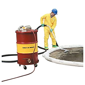 VAC-U-MAX TLS417 - Aspirador de combustible y aceites inflamables ...