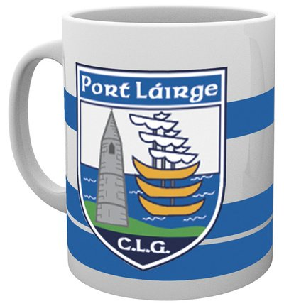 Official GAA Ireland County WATERFORD Home Style Ceramic mug very rare limited Stock