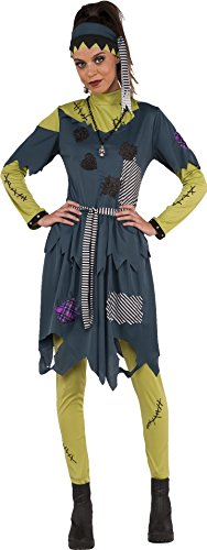 Rubie's Women's Miss Franny Stein Costume, As Shown, Large -