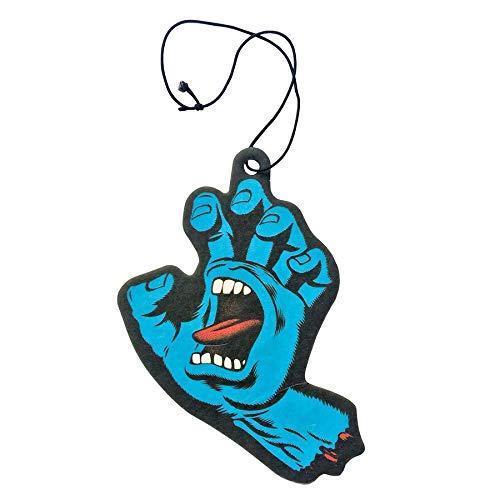 Santa Cruz Screaming Hand Air Freshener Santa Cruz Skateboards