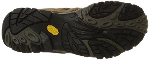 Braun Mi Moab Imperméables De Extérieur Merrell Terre Chaussures Mens Sport pqdA85wx
