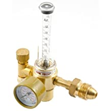 Forney 85364 MIG Gas Flow Meter and Regulator, MIG/TIG Welders