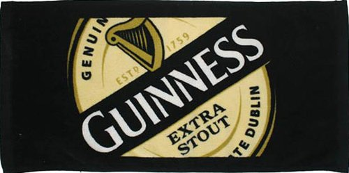 (Guinness Extra Stout - 1759 Label Bar Towel 19